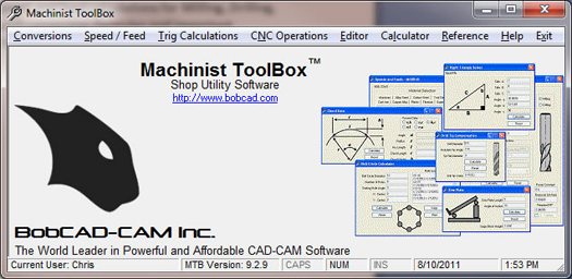 Machinist Toolbox